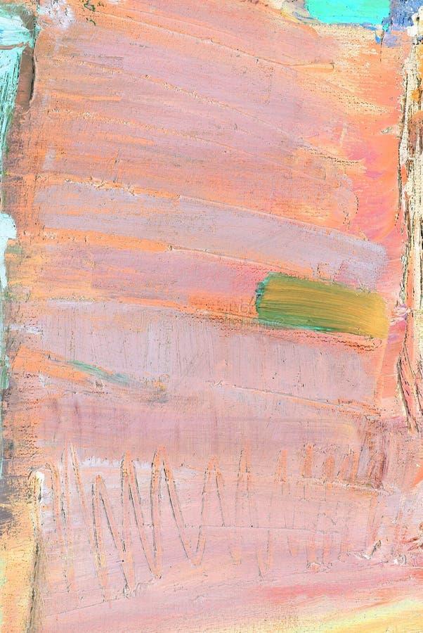 Lona pintada sumário imagens de stock royalty free