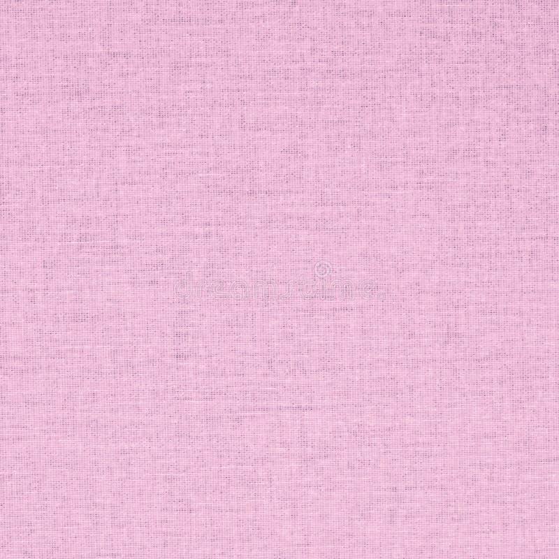 Lona rosada fotografía de archivo libre de regalías