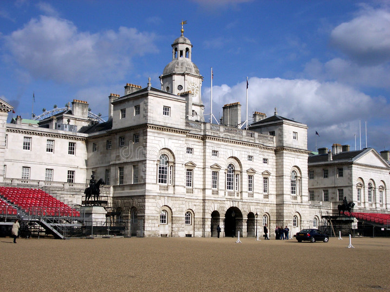 Londen neemt 14 waar royalty-vrije stock fotografie