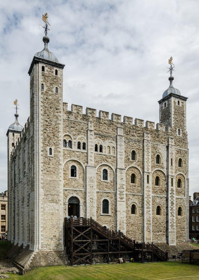 Londen van Toren stock foto