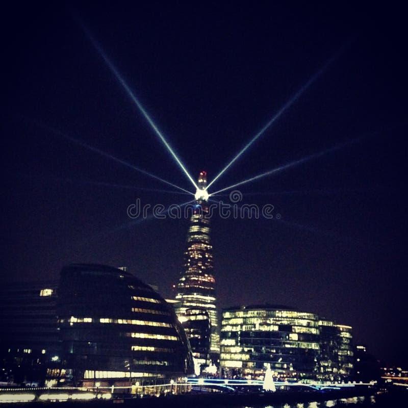 London's-Scherbe lizenzfreies stockbild
