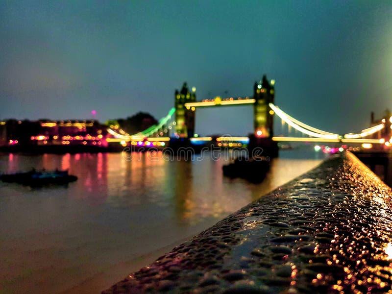 london ненастный стоковое фото rf