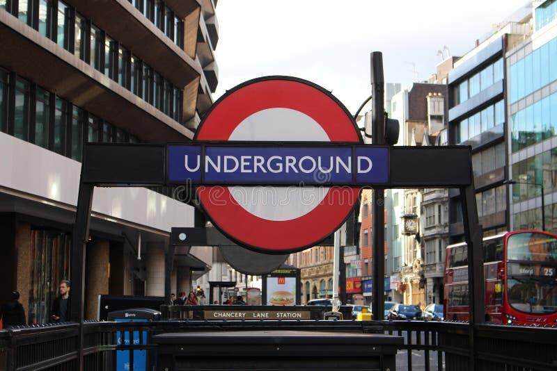 london подземный стоковые фотографии rf