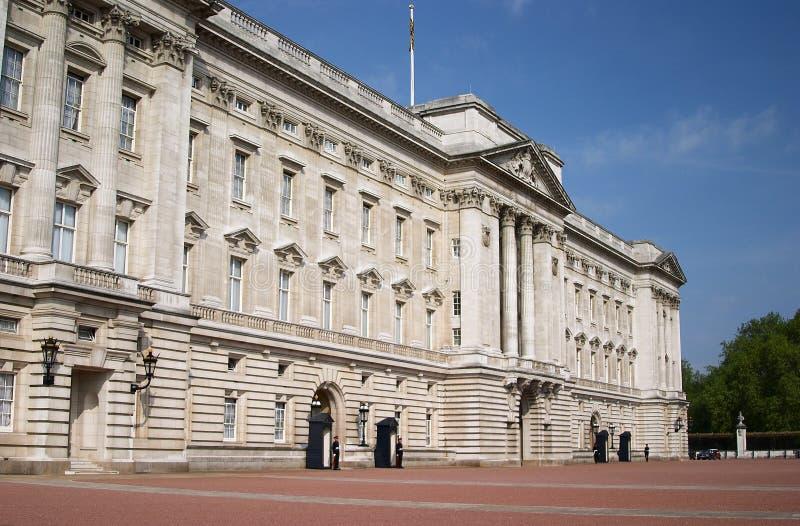 London. Buckingham Palace royalty free stock images