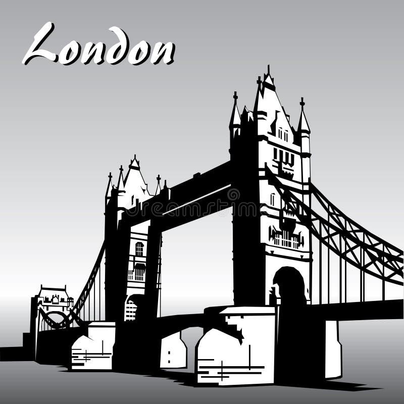 London stock abbildung