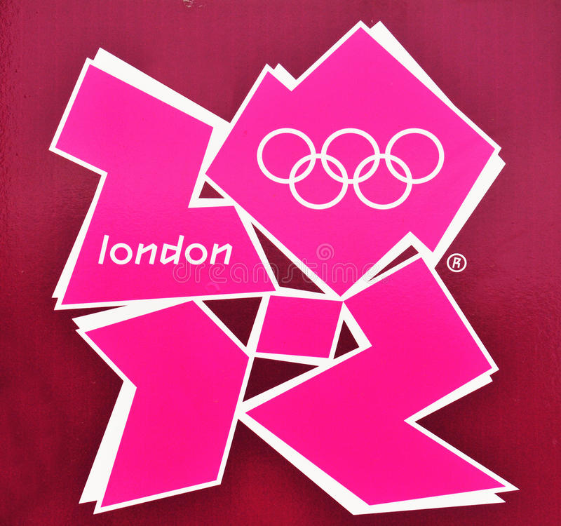 London 2012 royalty free stock photography