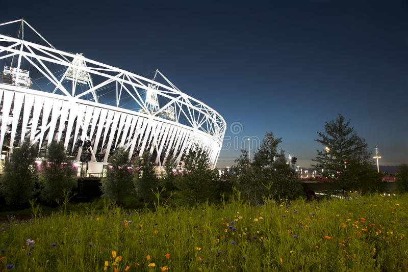 Download London 2012 editorial stock image. Image of light, 2012 - 25977339