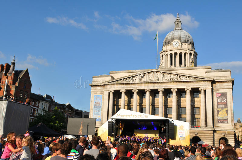 London 2012 Olympic Torch Relay concert