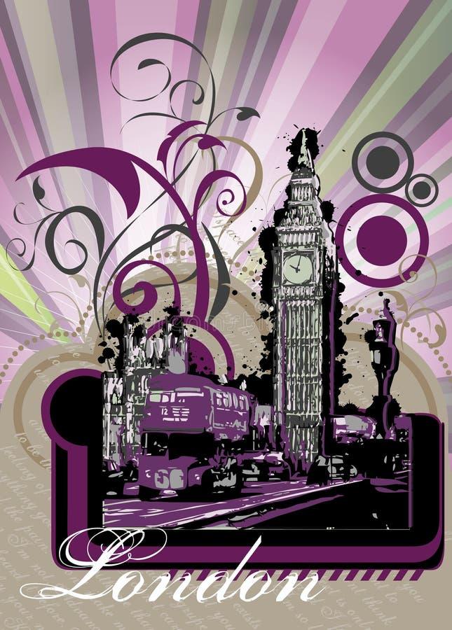 Download London stock illustration. Illustration of illustrator - 3865553