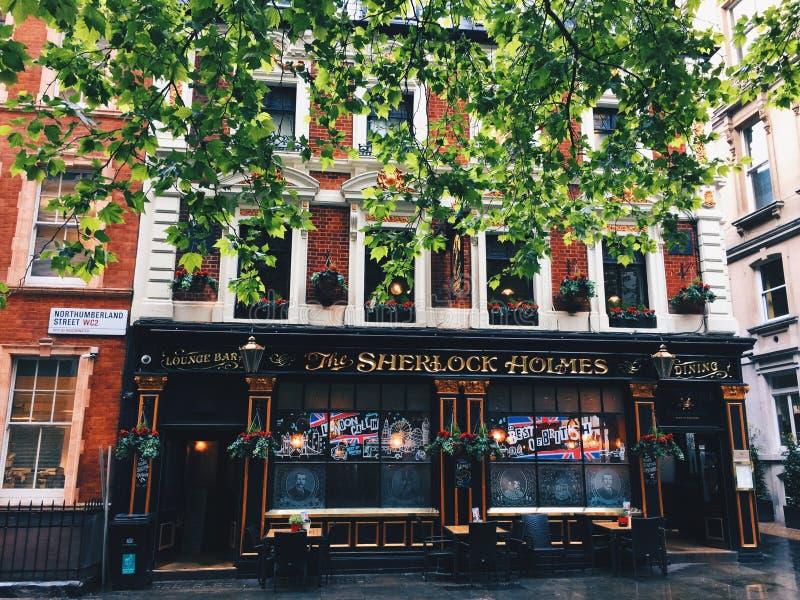 London royaltyfria bilder