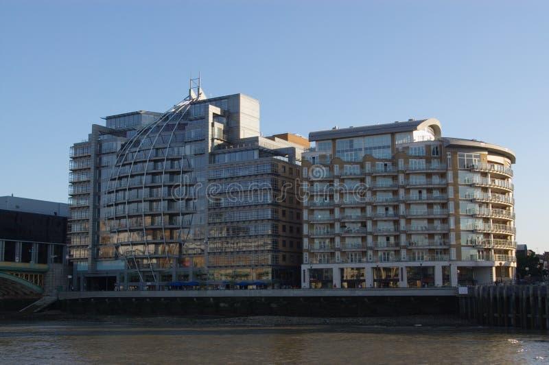 London architecture stock image