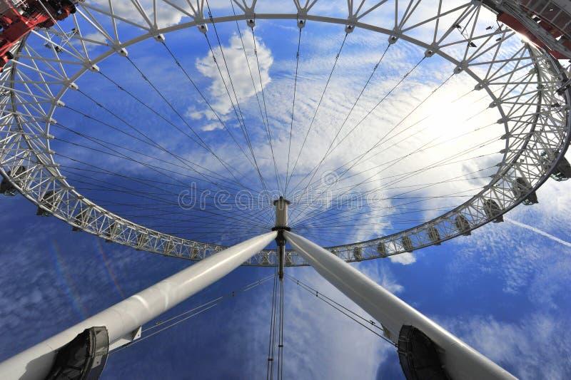 London-Auge stockbilder
