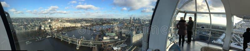 London-Auge in London stockfoto