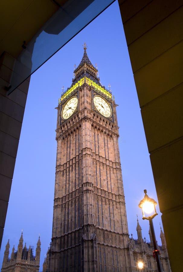 London - Big Ben Royalty Free Stock Image
