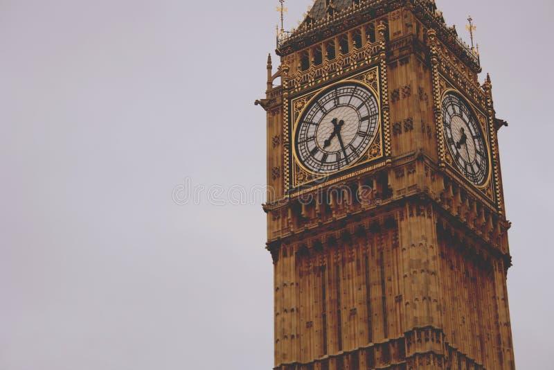 London Big Ben royalty free stock photography