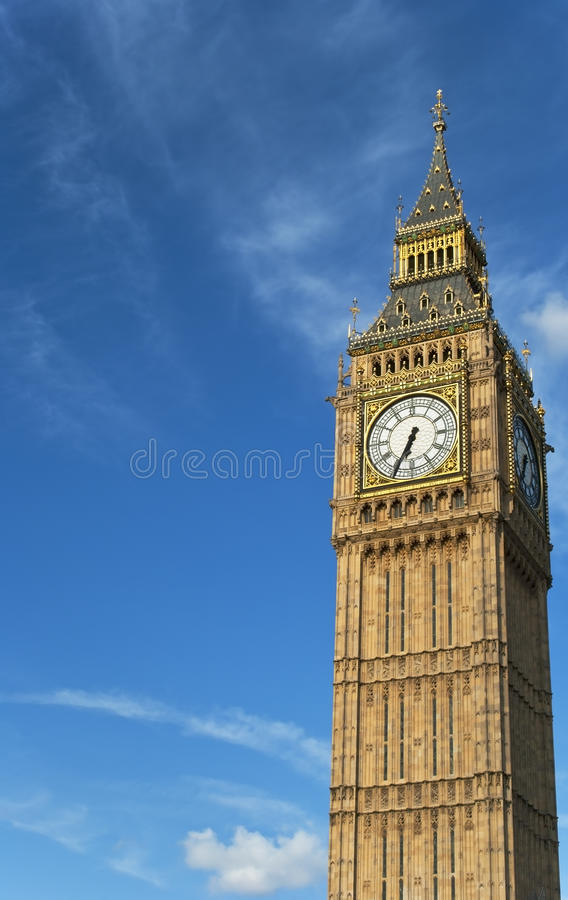 Download London Big Ben stock photo. Image of tower, clock, time - 22159750