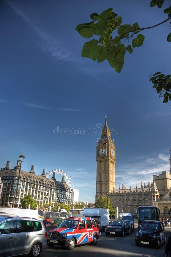 London - Big Ben stock photography