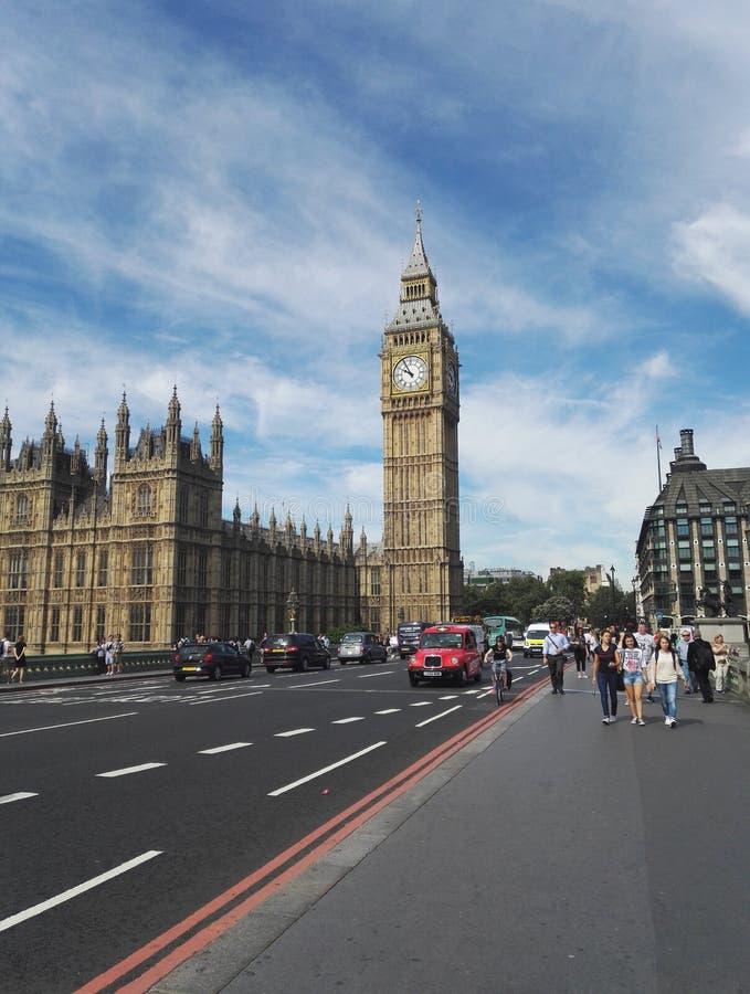 London Big Ben lizenzfreies stockfoto