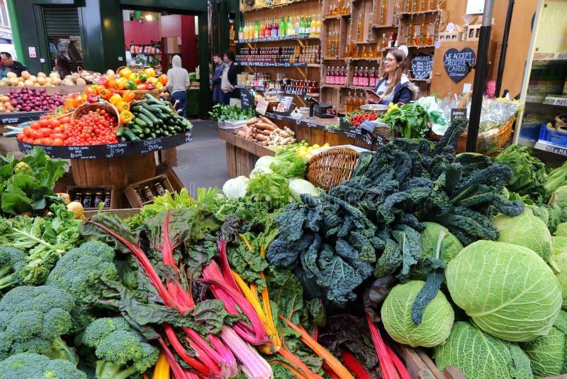 London Borough Market stock photos