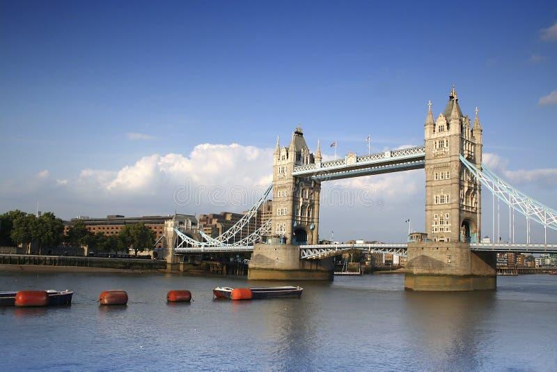 London-Brücke Lizenzfreie Stockfotos