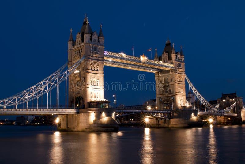 Download London Bridge at night stock image. Image of bridge, attraction - 19142623