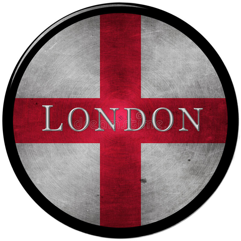 London Button Stock Photography