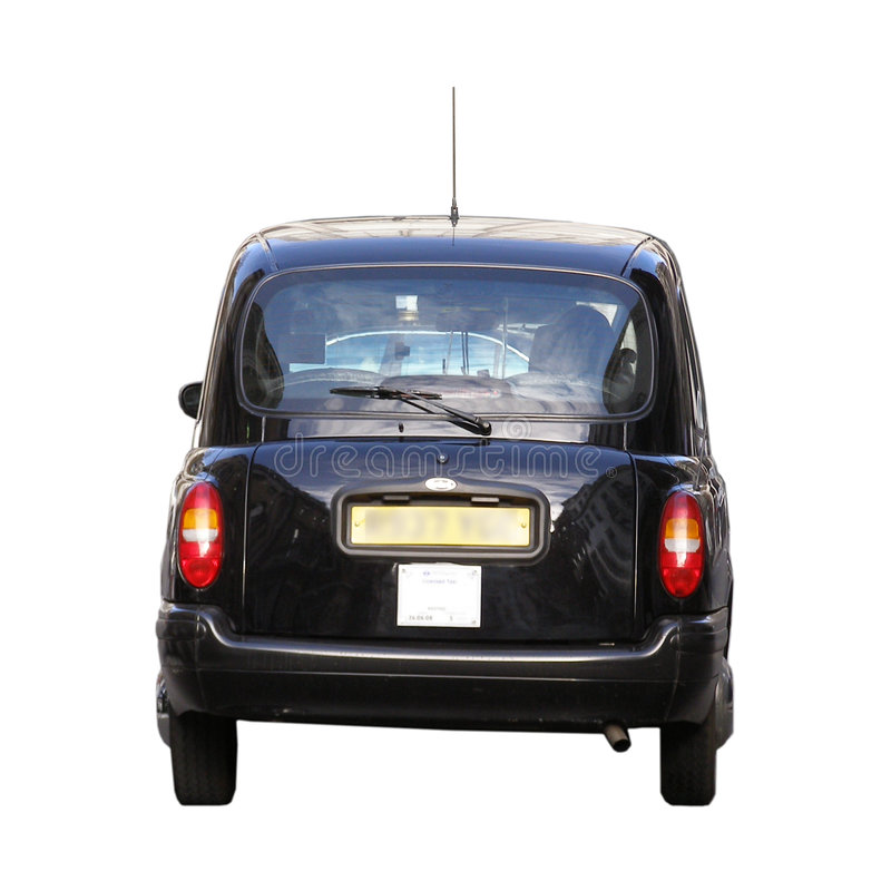 London cab royalty free stock photos