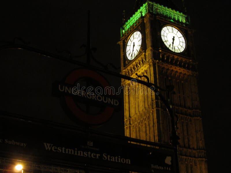 London Calling stock afbeelding