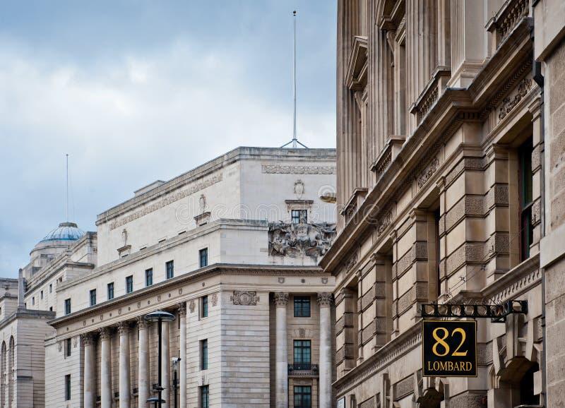 London City Centre Editorial Stock Photo