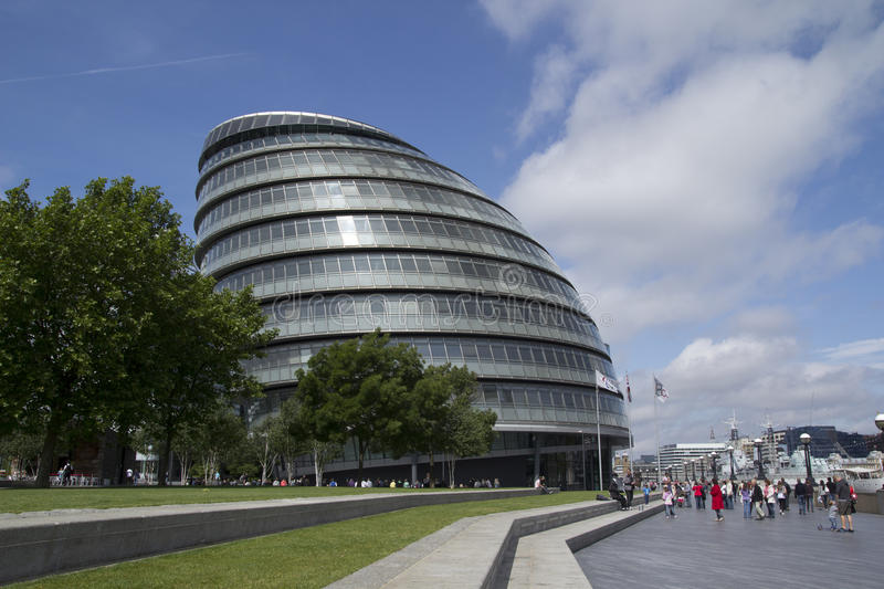 Download London City Hall editorial stock photo. Image of england - 20548018