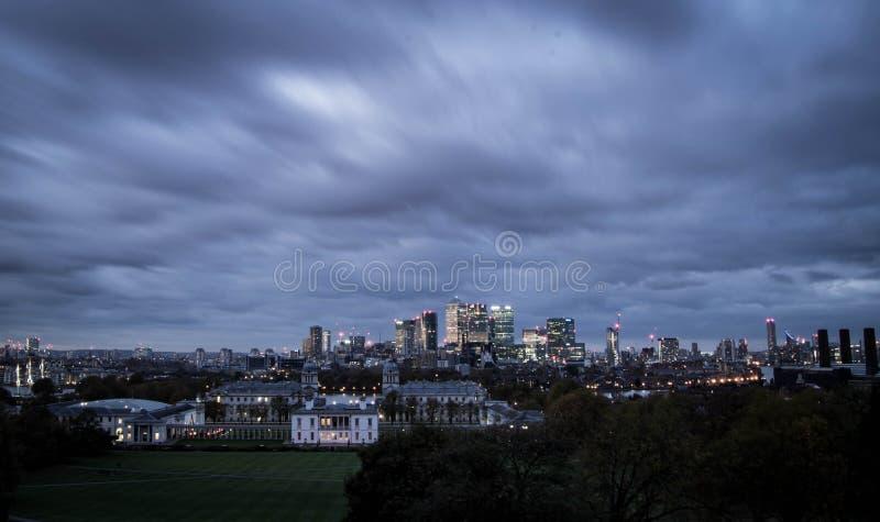 London city scape stock images