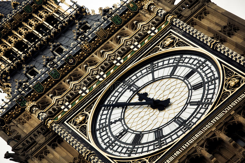 Download London clock tower detail stock photo. Image of travel - 10959816