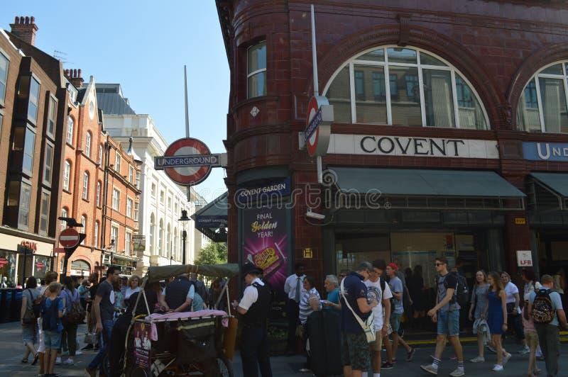 London corner royalty free stock photo