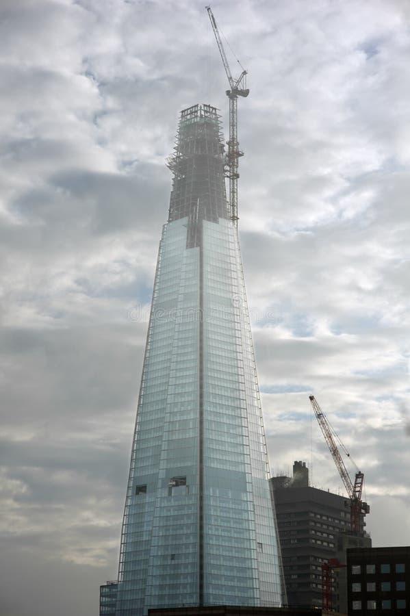 london czerep zdjęcie stock