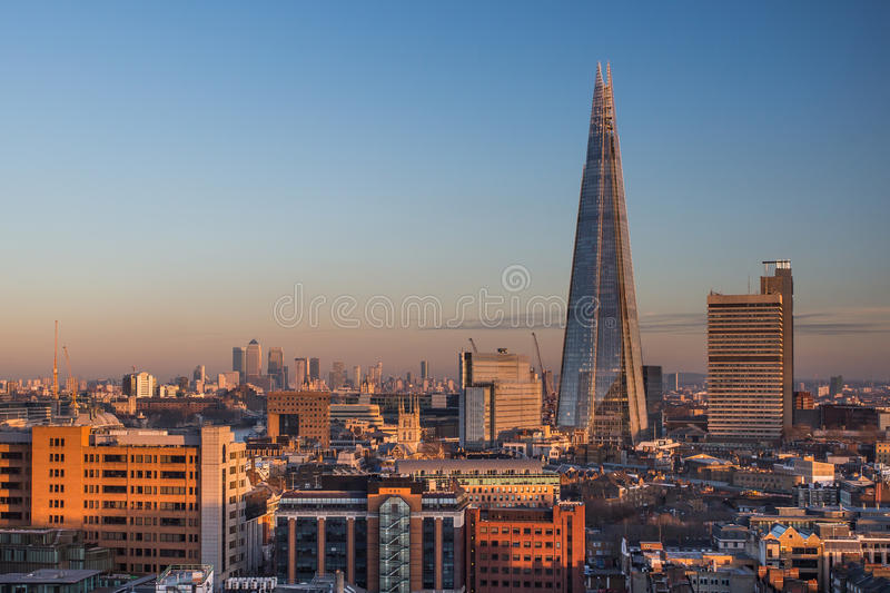 london czerep obraz royalty free