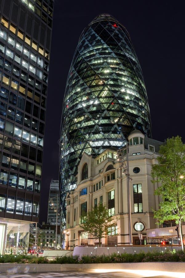 London, die Stadt lizenzfreie stockbilder
