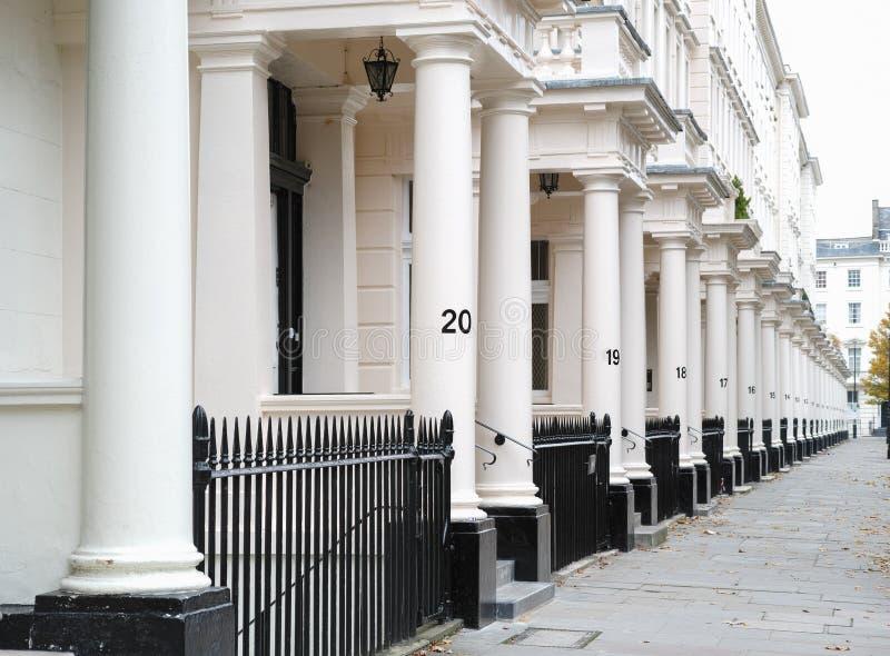 London-Ebenen stockfotos
