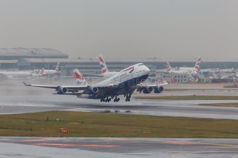 Abflug London