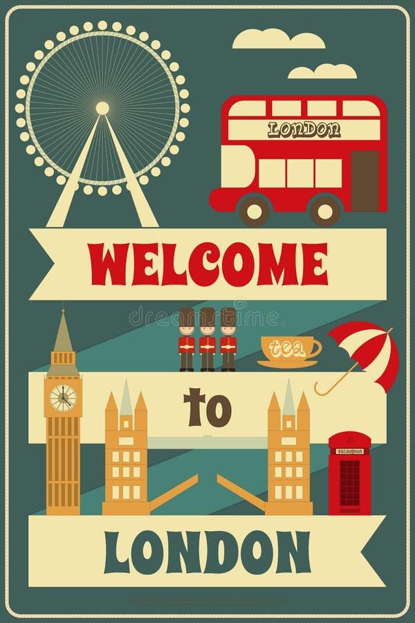 London stock illustration