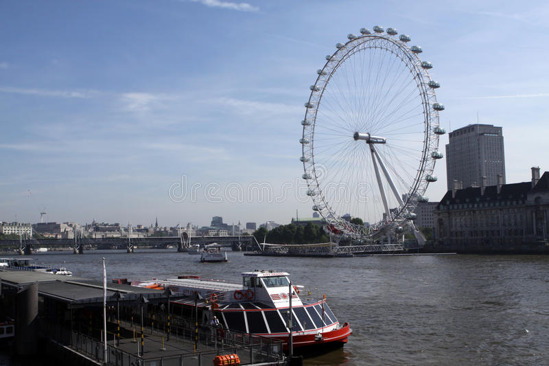Download London Eye editorial stock photo. Image of british, tallest - 17956743