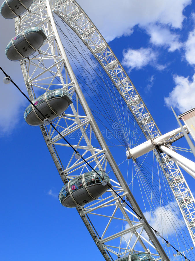 Download The London Eye editorial stock image. Image of payment - 18984494