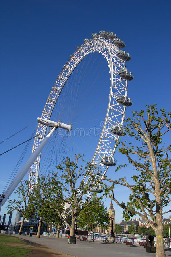 Download London Eye editorial image. Image of cruise, england - 20013885