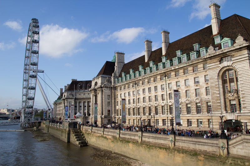 Download London Eye editorial stock photo. Image of building, capsule - 20156978