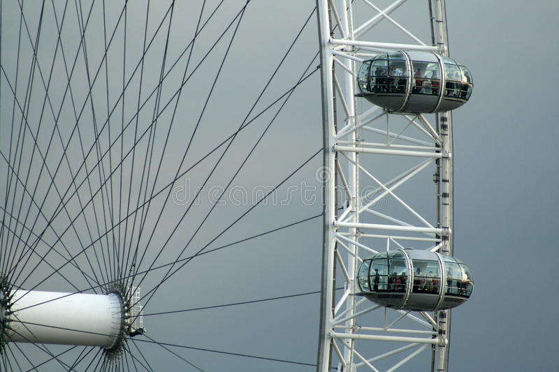 Download London eye editorial image. Image of family, glass, round - 24069855