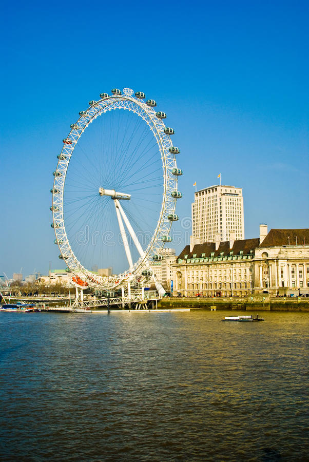 Download London Eye editorial image. Image of icon, modern, architecture - 24331540