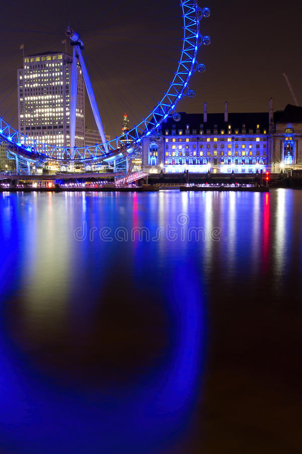 Download London Eye editorial photography. Image of buildings - 24635792