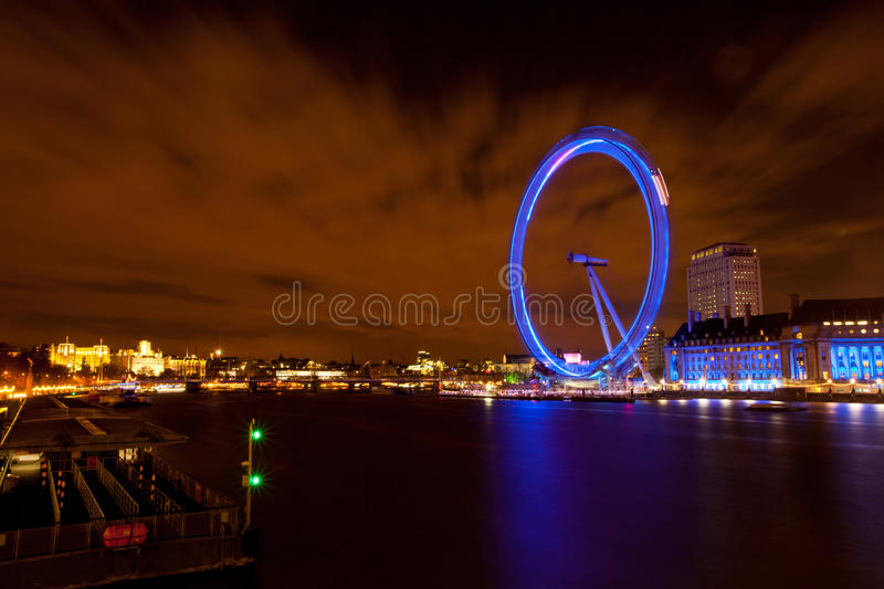 Download London Eye From Westminster Bridge Editorial Photography - Image: 24498727