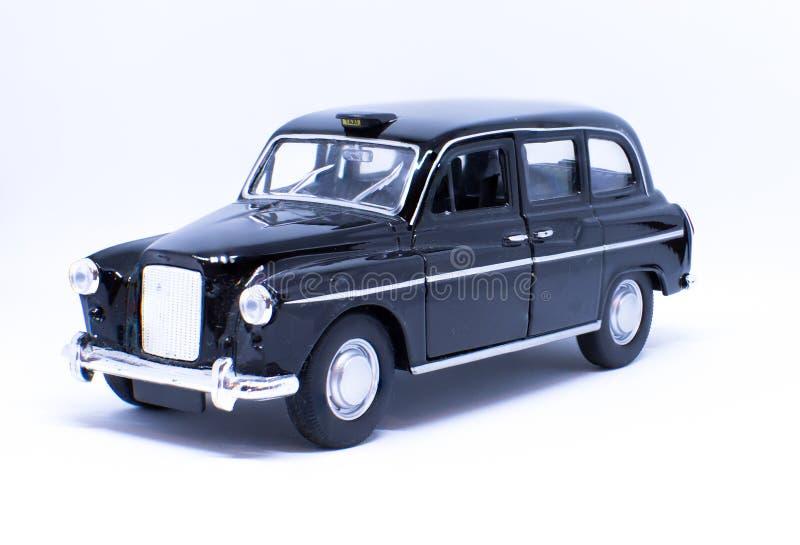 London-Fahrerhausspielzeug stockfotos