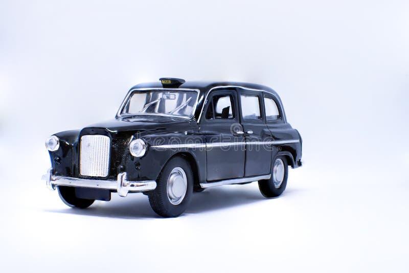 London-Fahrerhausspielzeug stockbilder