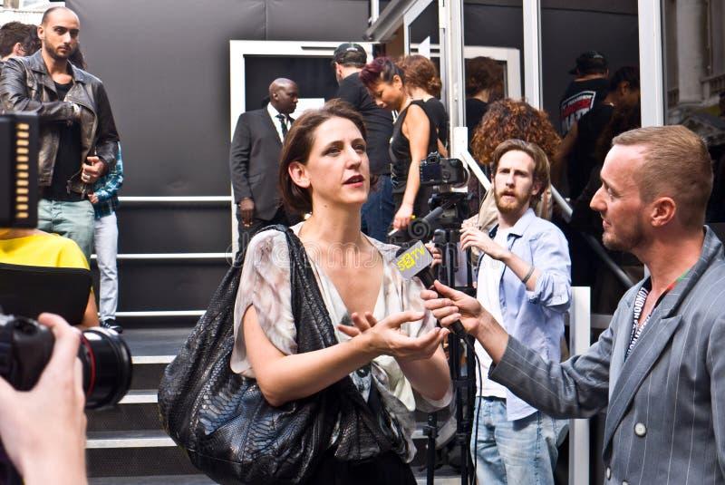 Download London Fashion Week At Somerset House Editorial Image - Image: 26688390